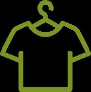 kupowanie ubrań w second handach