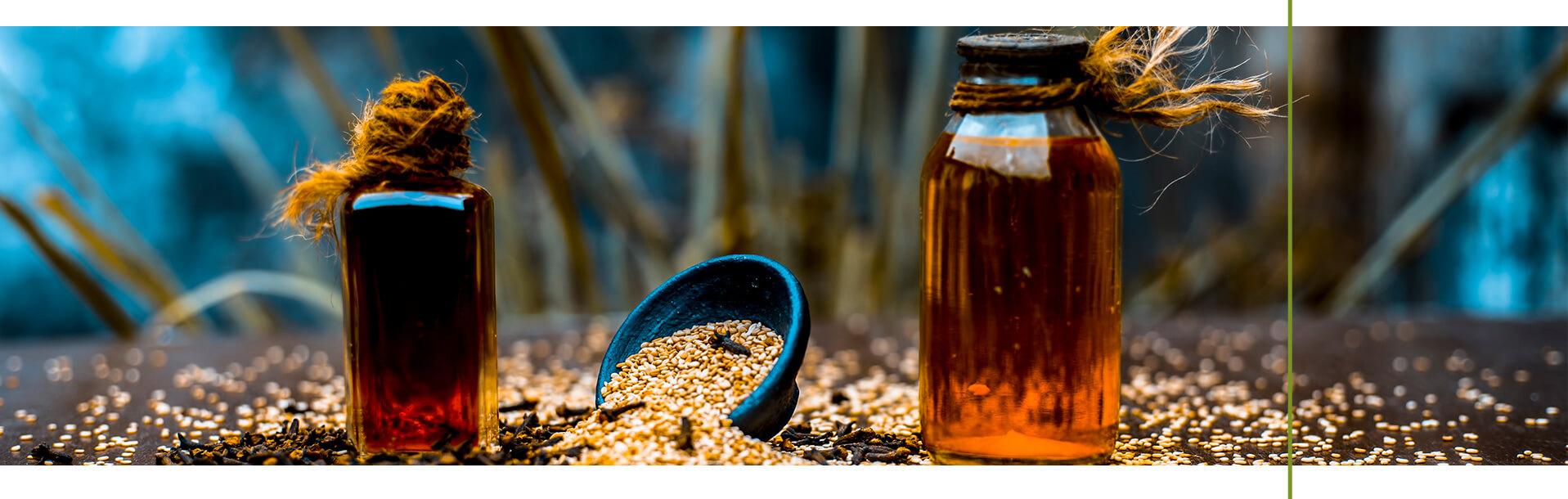 Olej sezamowy w kosmetyce i jego właściwości