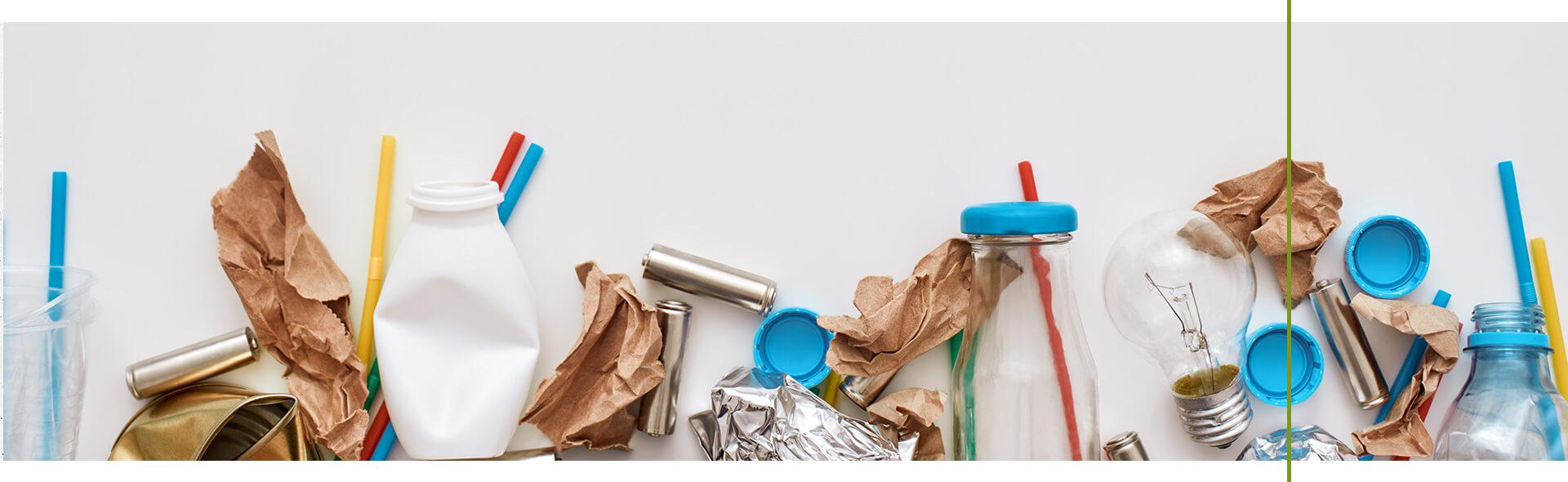 Odpady zmieszane nie pasują do żadnej kategorii