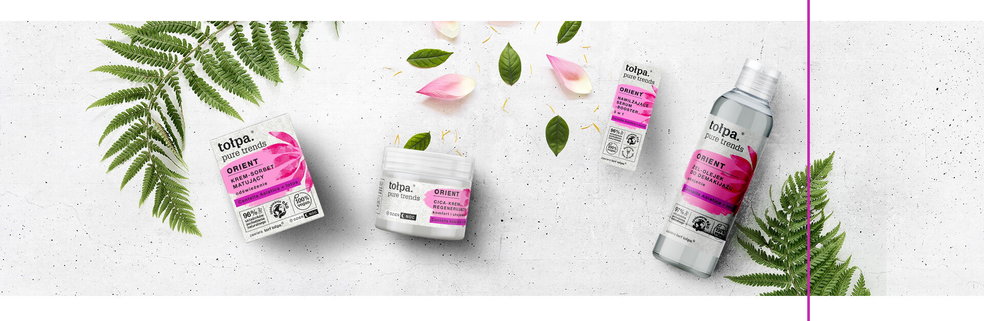 Pure Trends Orient - naturalne kosmetyki, azjatycka pielęgnacja twarzy
