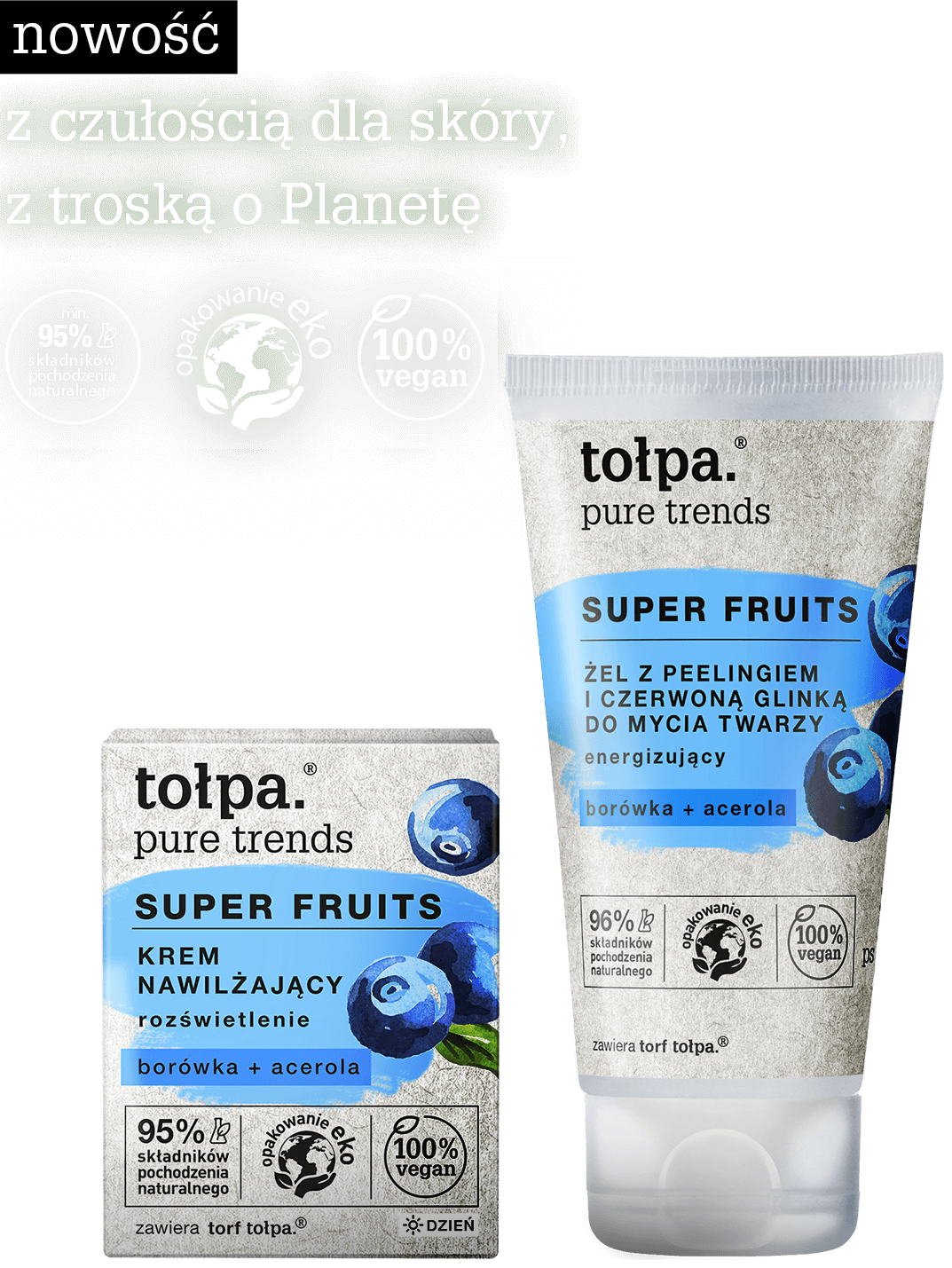 tołpa pure trends - super fruits